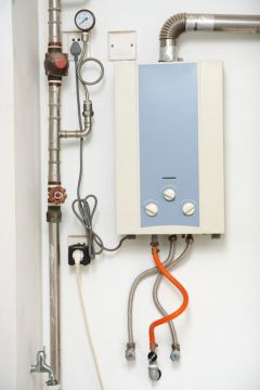 On Demand Water Heater in Norton  by South Shore Mechanical, LLC