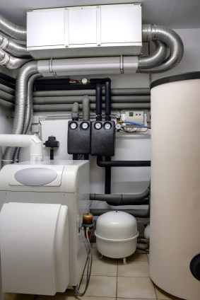 Heating system service in Canton MA by South Shore Mechanical, LLC