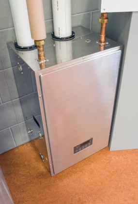 Hot water heating in Milton Village MA by South Shore Mechanical, LLC