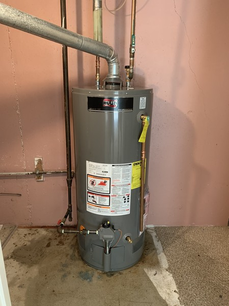 Water Heater in Dover, MA (1)